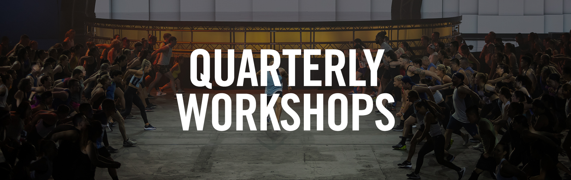 Quarterly Workshop Header Image